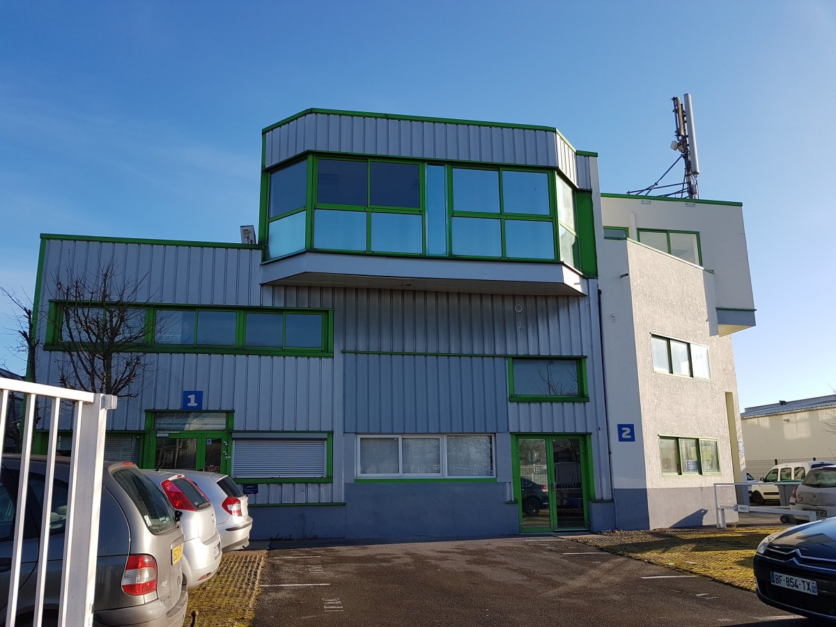 Transaction : local d'activité de 208 m² à Combs-la-Ville